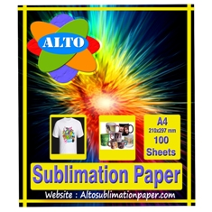 Alto Sublimation Paper