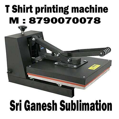 2a46c780 T shirt Printing machine in Hyderabad @ rs 13000, Heat press machine